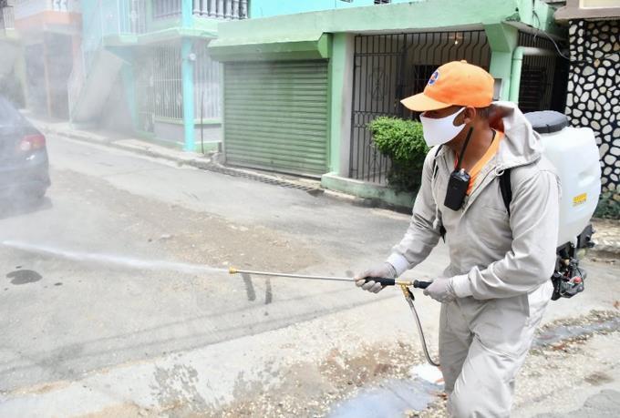 Salud Pública intervendrá Haina este viernes