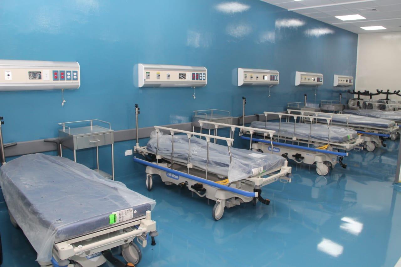 Concluyen construcción del hospital Pedro E. de Marchena en Bonao