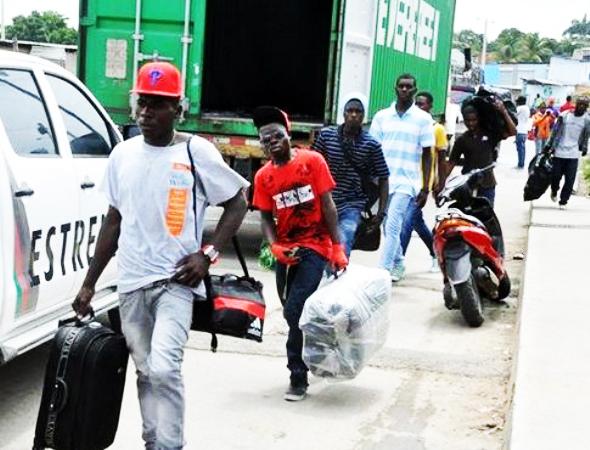 Al menos 57,669 haitianos se han marchado de RD por miedo a COVID-19