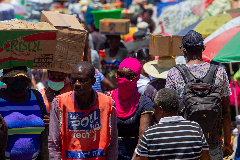 La ONU avisa del peligro del coronavirus en Haití pese a las bajas cifras