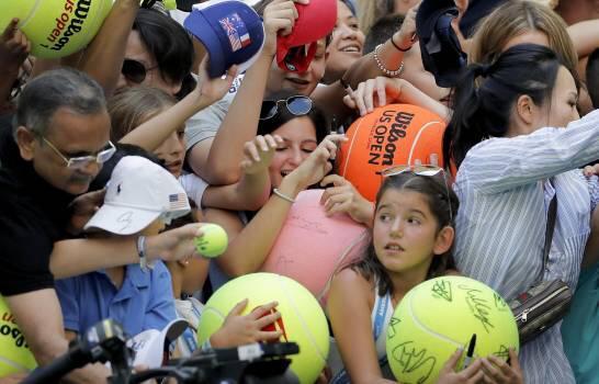 Proponen jugar el Abierto de Estados Unidos de tenis en agosto, sin público