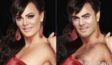 "Los famosos que cambiaron de sexo gracias a ""FaceApp challenge"""