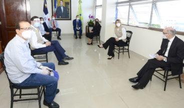 Tribunal Superior Electoral se reúne con Misión de Observación Electoral de la OEA