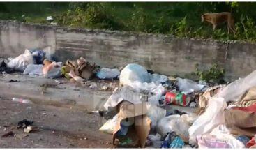 Denuncian estado de hacinamiento en entorno de escuela Jesús Bienvenido en Manoguayabo