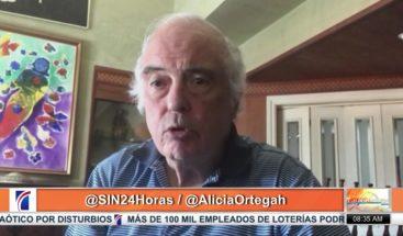 "Bernardo Vega: ""Las críticas a la encuesta Mark/Penn Stagwell"""