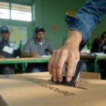 Medidas para evitar contagios durante las votaciones del domingo