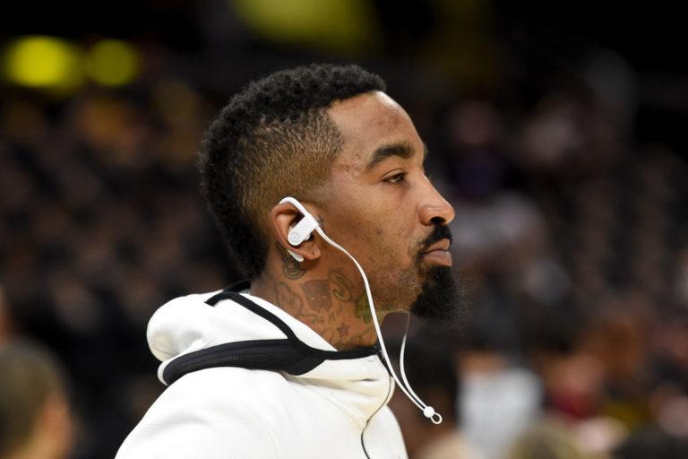 J.R. Smith, favorito para sustituir a Avery Bradley en los Lakers