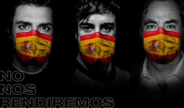 Fernando Alonso y los Sainz ayudan a combatir el hambre causado por el COVID-19
