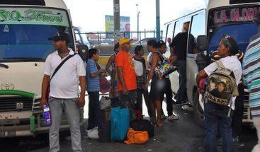 CONATRA dice tendrían grandes pérdidas con 27 pasajeros por autobús
