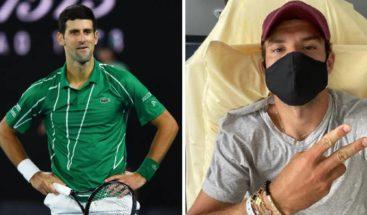 Djokovic da positivo por coronavirus