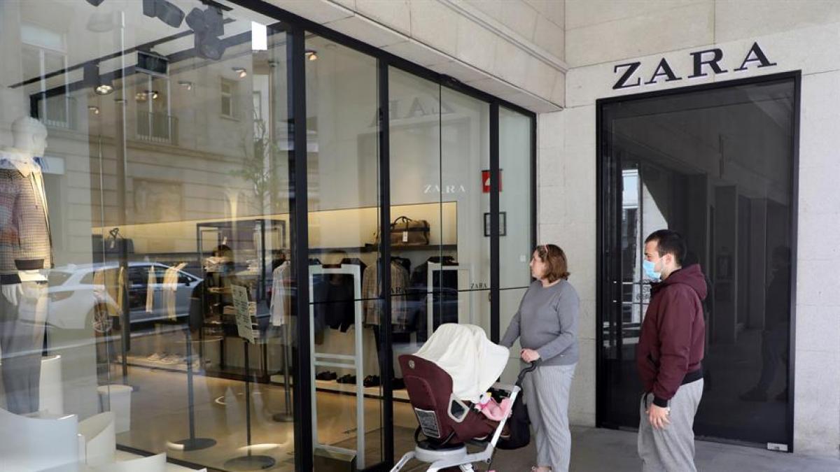 Zara cerrará 1,200 tiendas en todo el mundo para fortalecer venta online