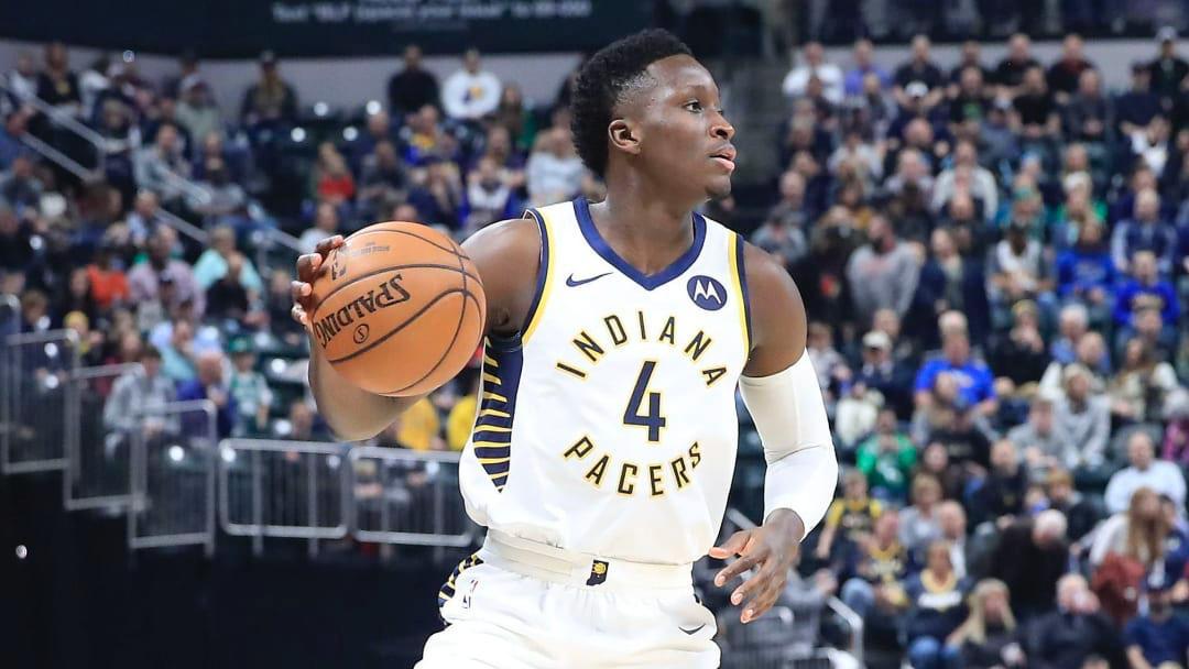Víctor Oladipo intensificará su trabajo con los Pacers antes de decidir si jugará resto temporada de NBA