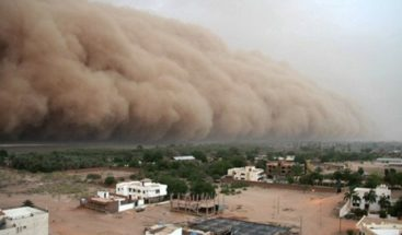 Polvo del Sahara: origen, frecuencia, efectos e implicaciones de la nube de polvo que viaja desde África hasta América