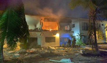 Reportan incendio en villa de Metro Country Club