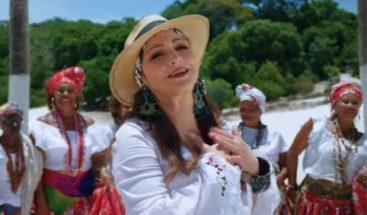 Gloria Estefan anuncia su nuevo disco a ritmo de samba con