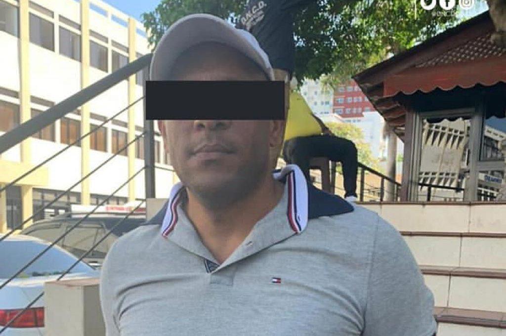 Apresan supuesto transportador de drogas del cartel que dirigía Figueroa Agosto