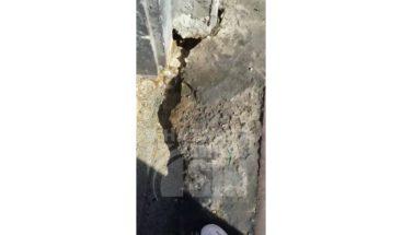 Denuncian tubería rota en San Pedro de Macorís