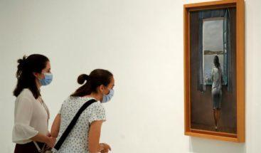 Aislamiento, fragilidad, mascarillas: el mundo pospandemia llega al arte