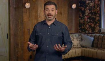 Jimmy Kimmel pide perdón por unas imitaciones racistas del pasado