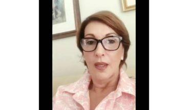 Cecilia García denuncia nombre de dominicanos en el exterior no aparecen en el padrón