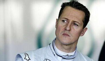 Michael Schumacher pasa por quirófano
