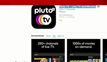 Aplicación para ver programas de televisión, series y películas totalmente gratis