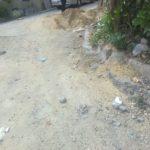 Residentes de Los Girasoles piden el arreglo de calles