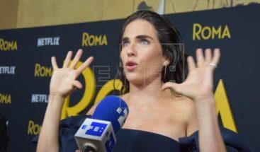 Karla Souza vuelve a actuar en español con