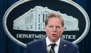 Gobierno de EEUU despide a un fiscal que ha investigado al entorno de Trump