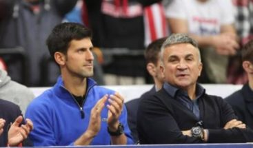 """Padre de Djokovic a Federer: """"Sigues jugando a los 40 años porque no puede aceptar que mi hijo sea mejor"""""""