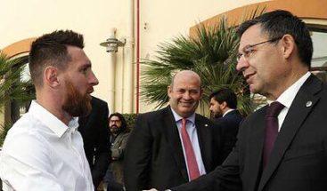 Barça-Messi, negociación abierta: Leo 2023 sin aumento de ficha