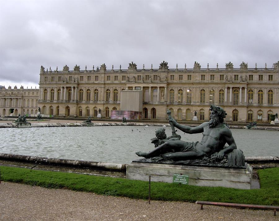 El Palacio de Versalles abierto de nuevo a las visitas desde este sábado