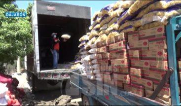 Sigue trasbordo de mercancía a Haití