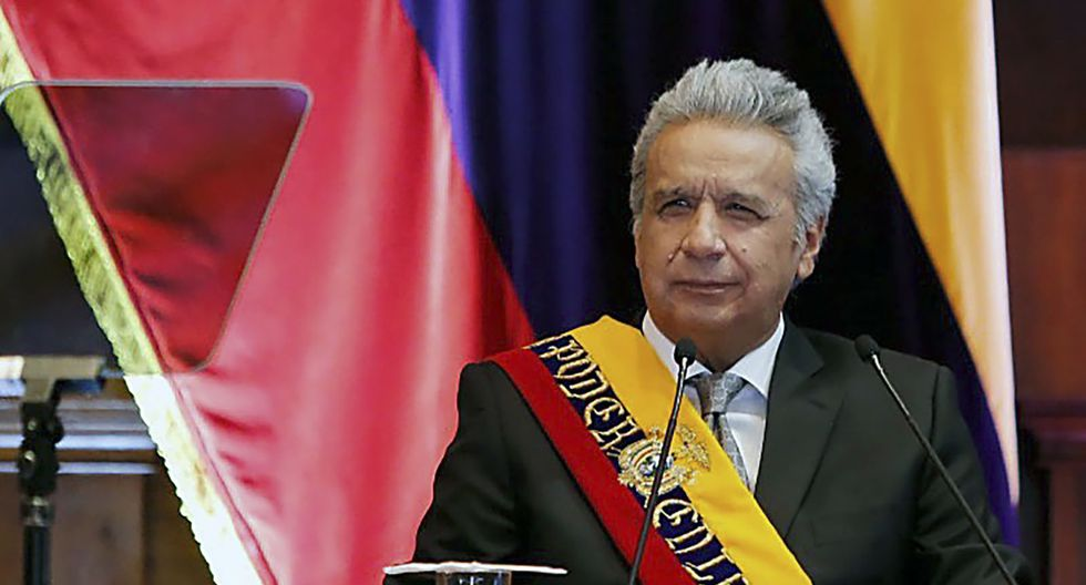 Lenín Moreno prorroga el estado de excepción en Ecuador por otros 60 días
