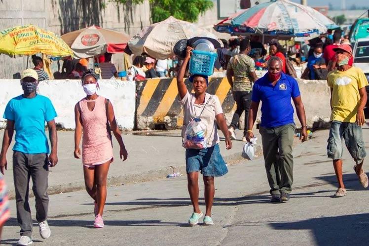 93% de los lectores considera pandemia en Haití puede afectar el país