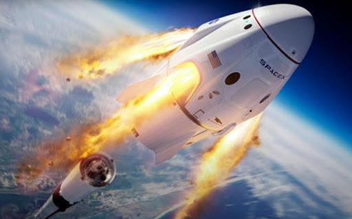 SpaceX y su hazaña en el espacio y otros clics tecnológicos en América
