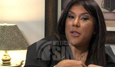 Fary Almánzar ex de David Ortiz dice teme por su vida