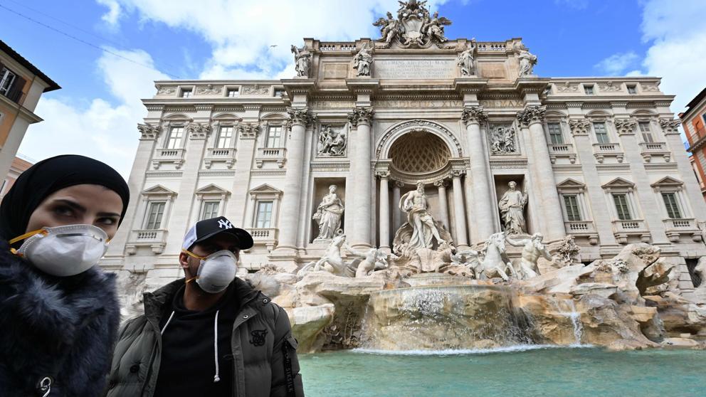 Italia registra 55 fallecidos y 318 nuevos contagios de COVID-19 en 24 horas
