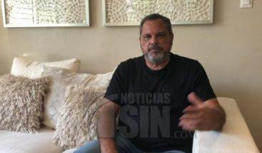 Junior Noboa: Fue difícil la decisión de cambiar a Francisco