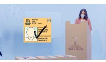 """JCE inicia campaña educativa """"Ponte tu mascarilla y vota"""" para las elecciones"""