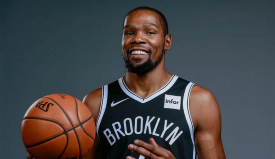 Posible regreso de Durant con Nets sería la gran atracción en reinicio de liga