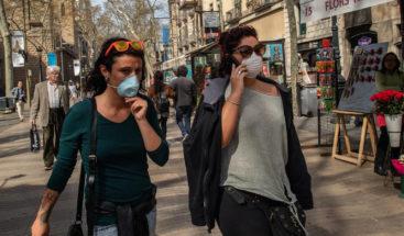 OMS: Europa registra 20.000 infectados y 700 muertes cada día
