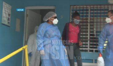 Continúan casos de coronavirus en Azua