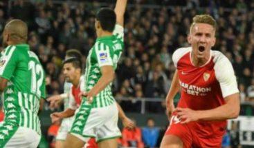 Liga española volverá con un Sevilla-Betis el 11 de junio