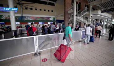Aeropuerto del Cibao da a conocer protocolo aplicará a viajeros al llegar y salir del país