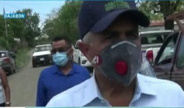 Productores en Dajabón afectados por la sequía en medio del COVID-19