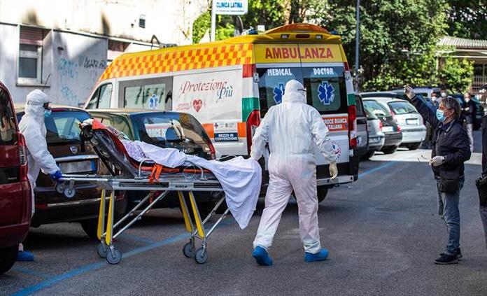 Italia suma 23 muertos por coronavirus, la menor cifra desde inicios de marzo