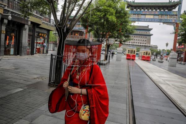 China registra cinco nuevos contagios tras un ligero repunte en la víspera