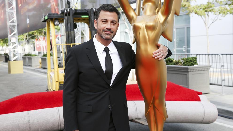 Jimmy Kimmel presentará unos Emmy todavía inciertos por el coronavirus
