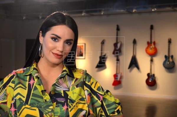 Lali Espósito, ante su música más alegre y su papel más truculento y sexual